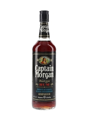 Captain Morgan Black Label Bottled 1980s 75cl / 40%