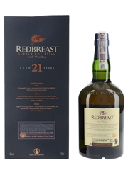 Redbreast 21 Year Old Bottled 2019 70cl / 46%