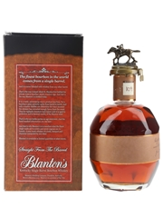 Blanton's Straight From The Barrel No. 121 Bottled 2020 70cl / 64.8%