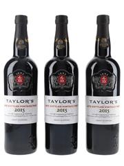 Taylor's 2015 Late Bottled Vintage Port