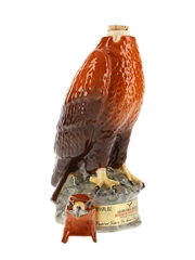Beneagles Golden Eagle Bottled 1970s - Ceramic Decanter 75.7 cl / 40%
