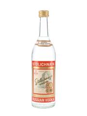 Stolichnaya Russian Vodka