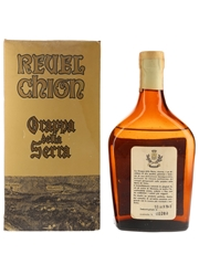 Reuel Chion Grappa Della Serra Bottled 1973 75cl / 40%