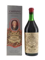 Carpano Antica Formula Vermouth Bottled 1960s 100cl / 16.5%