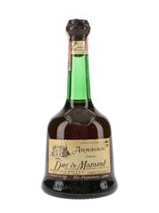 Duc de Maravat Armagnac Bottled 1970s - Spirit 70cl / 40%