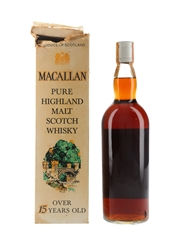 Macallan 1958 Campbell, Hope & King Bottled 1970s 75cl / 46%