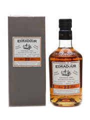 Edradour 1983 Port Finish 22 Year Old 70cl