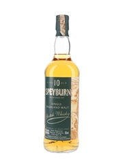 Speyburn 10 Year Old Bottled 1990s - Barton Imports 75cl / 43%