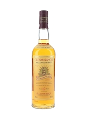 Glenmorangie 12 Year Old Millennium Malt  70cl / 40%