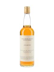 Glencadam 1989 10 Year Old Cask 7875 Bottled 1999 - Alloa Malt Whisky Society 70cl / 61.4%
