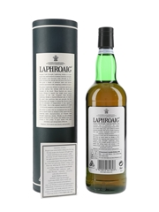 Laphroaig 10 Year Old Original Cask Strength Bottled 2000s 70cl / 55.7%