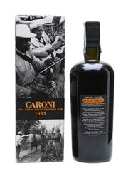 Caroni 1985 21 Years Old - Velier 70cl