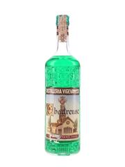 Vigevanese Chartreuse Bottled 1960s-1970s 100cl / 21%