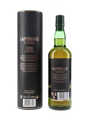 Laphroaig 1991 23 Year Old  70cl / 52.6%