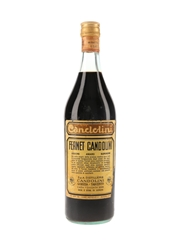 Fernet Candolini Bottle 1960s-1970s 100cl / 21%