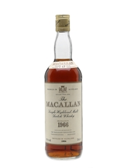 Macallan 1966