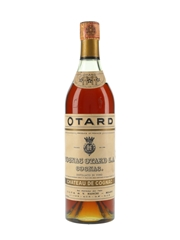 Otard 3 Star Bottled 1960s - Silva 75cl / 40%