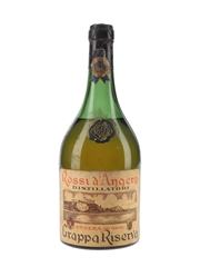 Rossi D'Angera Grappa Bottled 1950s 75cl / 50%