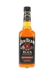 Jim Beam Black 8 Year Old Bottled 2000s 70cl / 43%