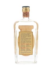 Coates & Co. Plym-Gin Bottled 1960s - Stock 75cl / 46%