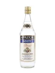 Appleton White Classic Jamaica Rum