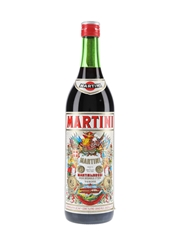 Martini Rosso Vermouth Bottled 1970s 100cl / 16.5%