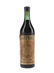 Carpano Vanilchina Vermouth Bottled 1950s-1960s 100cl / 16.5%
