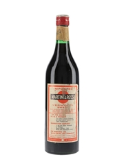 Martini Vermouth Sweet Bottled 1970s - Renfield 88.7cl / 15.95%