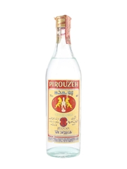 Pirouzeh Ettehadieh Iranian Vodka Bottled 1970s - Spirit 75cl / 40%
