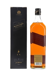 Johnnie Walker Black Label 12 Year Old Bottled 2000s 100cl / 43%