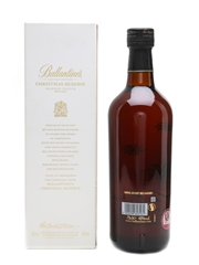 Ballantine's Christmas Reserve Limited Edition 70cl / 40%
