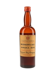 Hudson's Bay Jamaica Rum Bottled 1960s 75cl