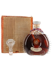 Remy Martin Louis XIII Very Old Age Unknown Bottled 1950s-1960s - Baccarat Crystal 70cl / 40%
