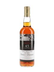 Tomatin 1966 45 Year Old Bottled 2011 - The Nectar & La Maison du Whisky 70cl / 46%