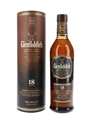 Glenfiddich 18 Year Old Old Presentation 75cl / 43%