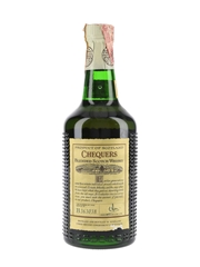 Chequers 12 Year Old Bottled 1970s 75cl / 40%
