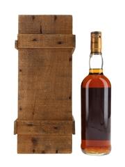 Macallan 1962 25 Year Old Anniversary Malt Bottled 1987 - Giovinetti 75cl / 43%