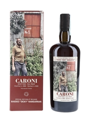 Caroni 2000 Heavy Rum Full Proof 4th Employees Release Bottled 2020 - Baseo 'Dicky' Ramsarran 70cl / 64.3%