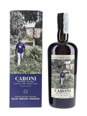Caroni 1998 Heavy Rum Full Proof 4th Employees Release Bottled 2020 - Balas 'Brigade' Bhaggan 70cl / 68.4%