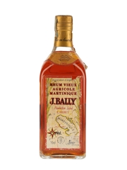 J Bally 1960 Rhum Vieux Agricole Bottled 1990s - Martinique 70cl / 45%