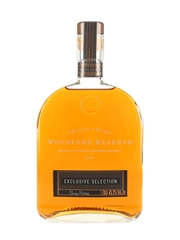 Woodford Reserve Exclusive Selection Waitrose & Partners 70cl / 45.2%