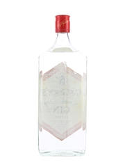 Gilbey's London Dry Gin Bottled 1980s 100cl / 47.5%