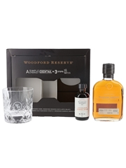 Woodford Reserve A Simple & Perfect Cocktail Set 20cl / 43.2%