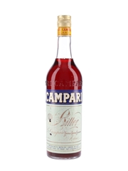 Campari Bitter Bottled 1970s - Matta 73.8cl / 24%