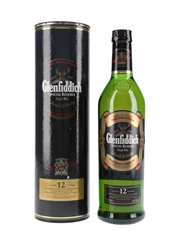 Glenfiddich 12 Year Old Old Presentation 70cl / 40%