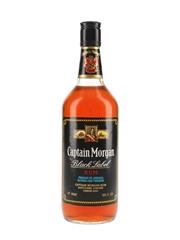 Captain Morgan Black Label Bottled 1970s 75.7cl / 40%