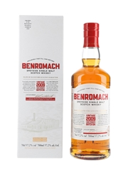 Benromach 2009 Cask Strength Batch 04 Bottled 2020 70cl / 57.2%