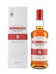 Benromach 15 Year Old  70cl / 43%