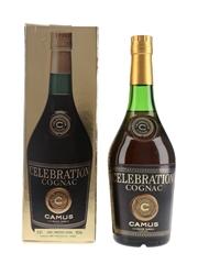 Camus Celebration Cognac Bottled 1980s-1990s 70cl / 40%