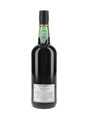 Blandy's 10 Year Old Malmsey Madeira Bottled 1987 75cl / 20%